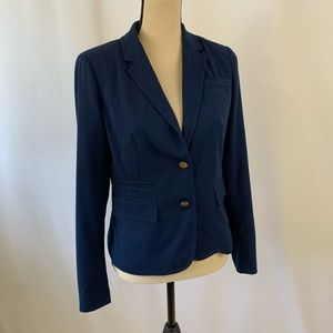 Banana Republic Navy Blazer Jacket w/ Buttons